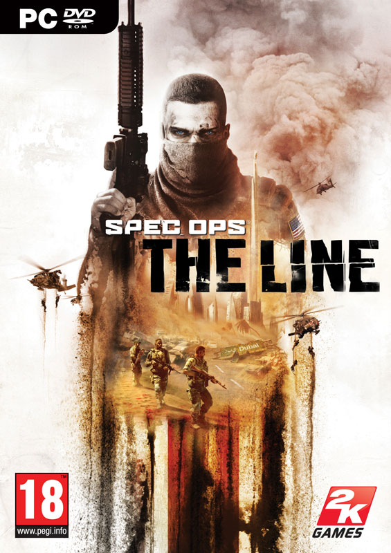 Spec Ops: The Line (HB Steam key | region free)