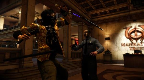 The Darkness II 2 (HBlink STEAM region free)