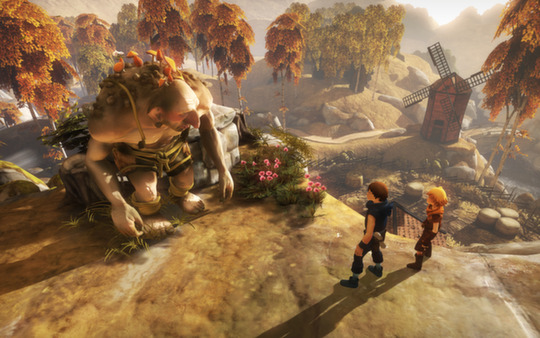 Brothers - A Tale of Two Sons (STEAM KEY region free)