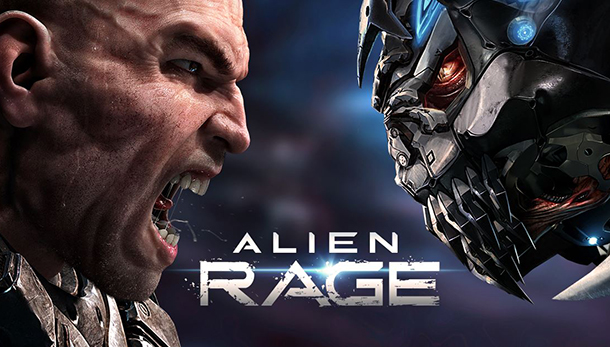 Alien Rage: Unlimited (STEAM KEY.region free)