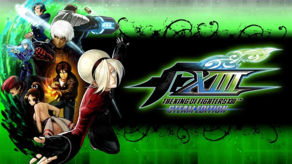 THE KING OF FIGHTERS XIII STEAM EDITION (STEAM LINK ROW