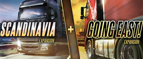 Euro Truck Simulator 2 - East + North Expansions