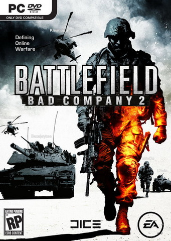 Battlefield Bad Company 2 Key to 1C. Out of the box game