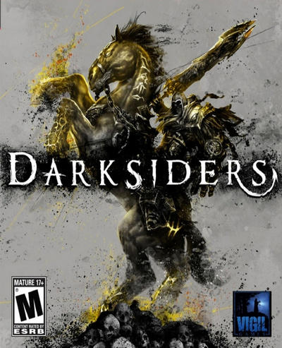DARKSIDERS for Steam. License from the beech. SCAN once.