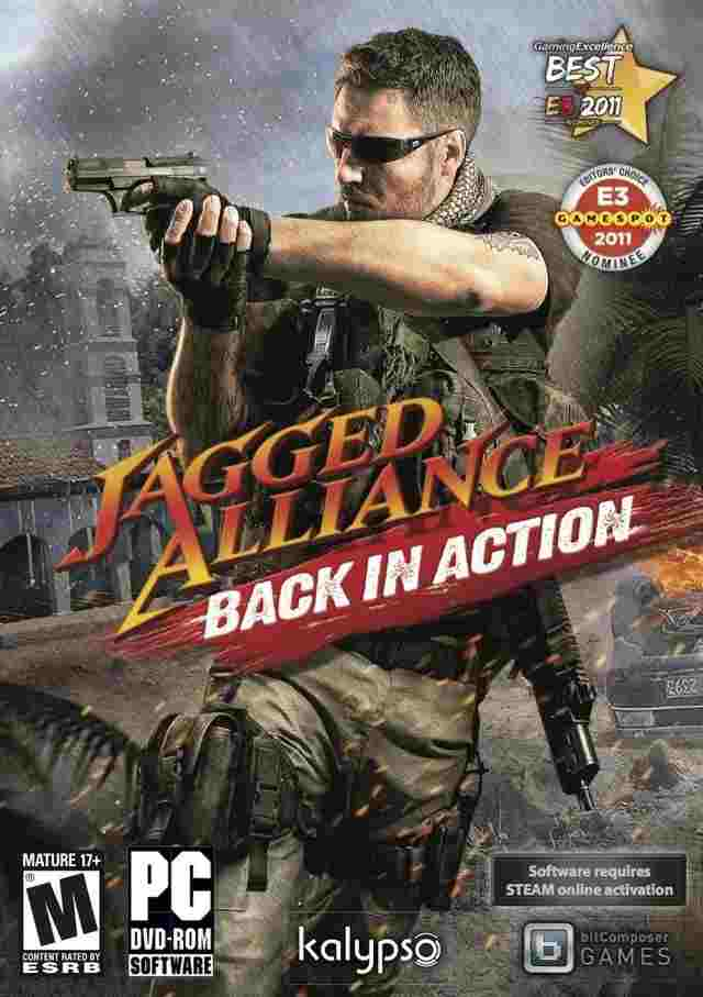 Jagged Alliance: Back in Action for Steam / License