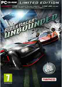 Ridge Racer Unbounded Limited Edition + 14 DLC