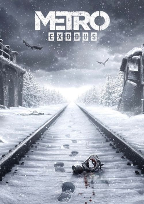 METRO EXODUS (EPIC LAUNCHER KEY) 2019