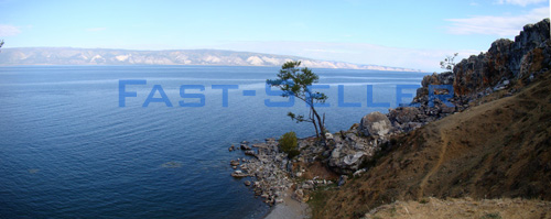 Photo: Baikal near Shamanka