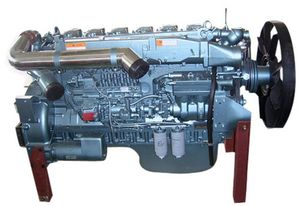Operating manual diesel engine WD615