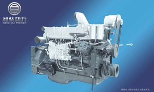 Catalogue of spare parts for diesel engine WD615
