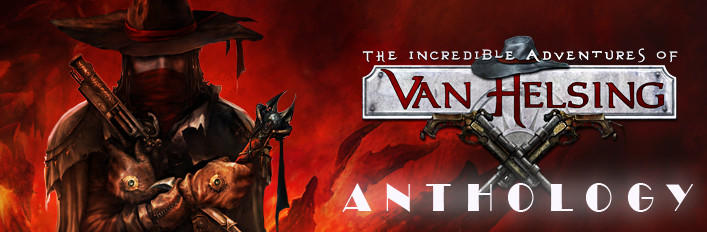 The Incredible Adventures of Van Helsing Anthology Gift