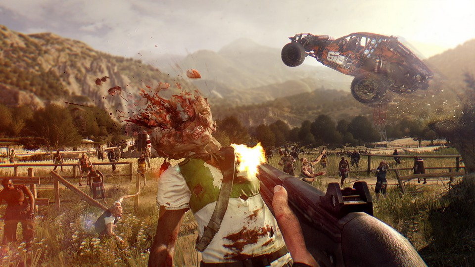 Dying Light: The Following - Enhanced Edition Steam RU