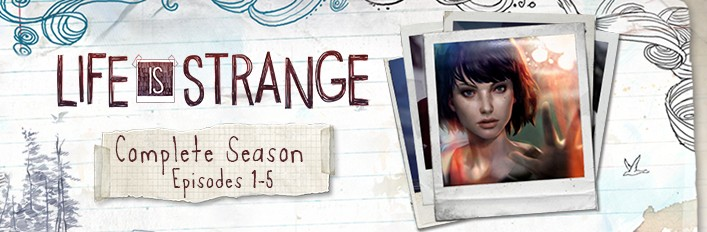 Life Is Strange Complete Season (Episodes 1-5) Steam RU