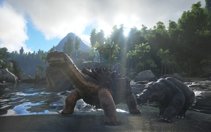 ARK: Survival Evolved (Steam Gift/RU CIS)