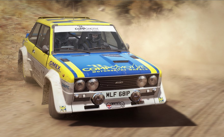 DiRT Rally (Steam Gift/RU CIS)