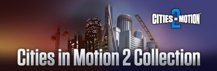 Cities in Motion 2 Collection (Steam Gift/RU CIS)