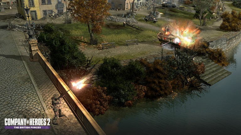 Company of Heroes 2 - The British Forces Steam Gift/RU