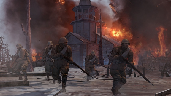 Company of Heroes 2: Master Collection (Steam Gift/RU)