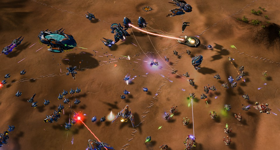 zAshes of the Singularity: Escalation Steam Gift/RU CIS