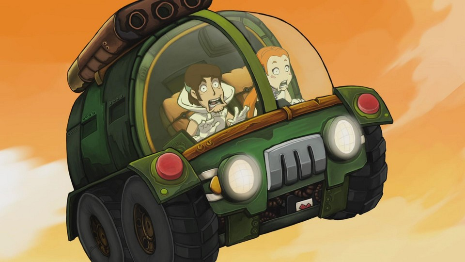 Deponia: The Complete Journey (Steam Gift/RU CIS)