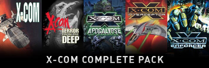 X-COM: Complete Pack (Steam Gift | RU CIS)
