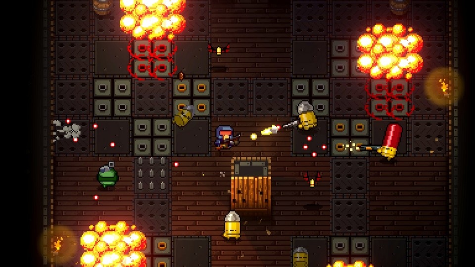 zEnter the Gungeon (Steam Gift/RU CIS) + подарок