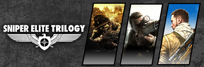 Sniper Elite Trilogy (Steam Gift/RU CIS) + подарок