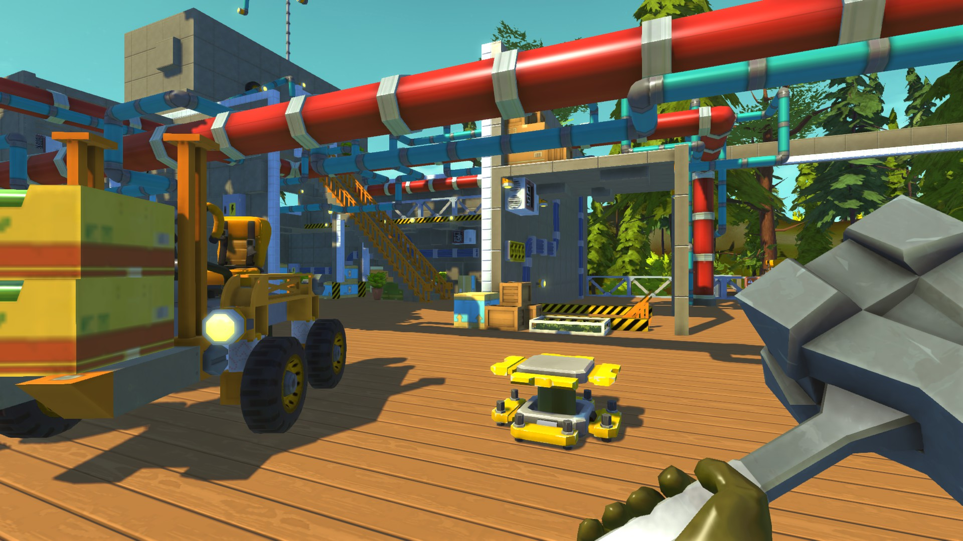 Scrap Mechanic (Steam Gift/RU CIS)