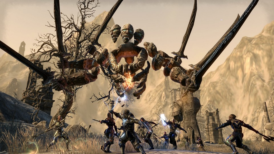 The Elder Scrolls Online: Tamriel Unlimited Steam Gift