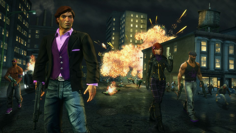Saints Row: The Third - The Full Package Steam Gift ROW
