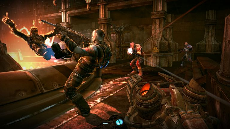 Bulletstorm (Steam Gift/RU CIS)