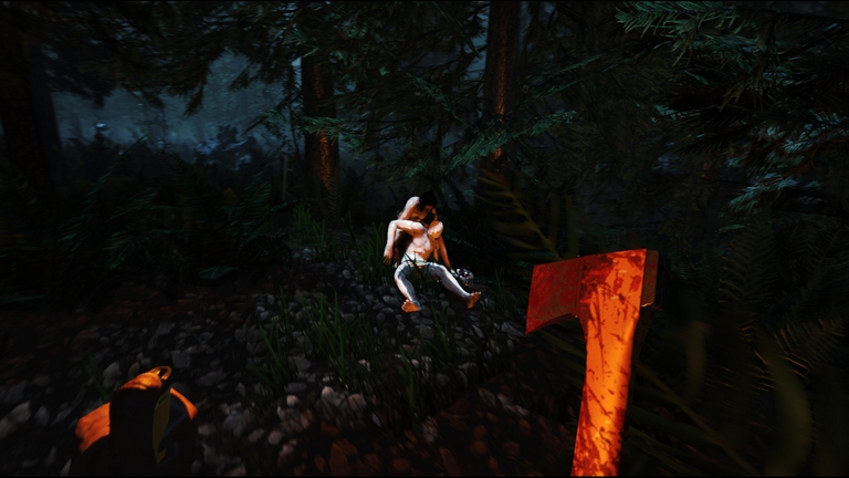 zThe Forest (Steam Gift/RU CIS)