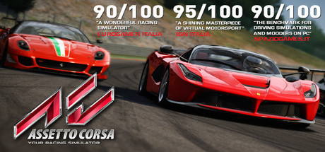 Assetto Corsa (Steam Gift/RU CIS)