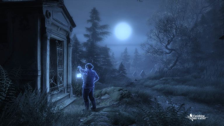 The Vanishing of Ethan Carter (Steam Gift/RU CIS)