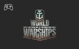 Online replenishment of the game World of Warships