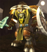 Код на Tabard of Fury (EU/RU) Желтый