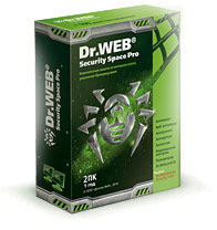 Dr Web Security Spase PRO (2ПК 2года) + бонус