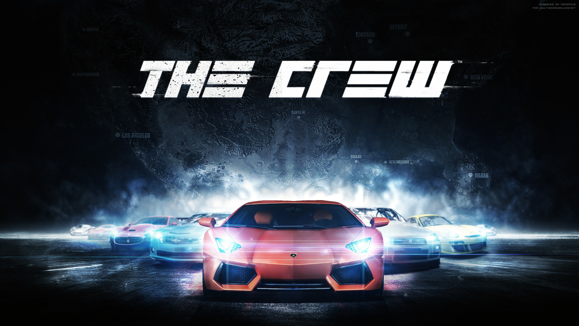 Game The Crew (Uplay) + [guarantee]