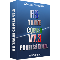 RS Trade Copier Pro V7.3 - Classic & Reverse (2 in 1)