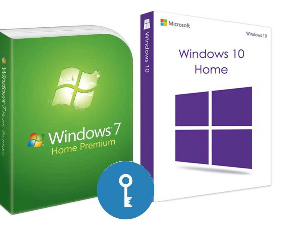 WINDOWS  10 HOME EDITION, GARANTY