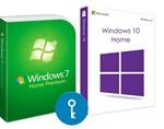 WINDOWS  10 Домашняя, Бессрочная гарантия, Ритейл ключ