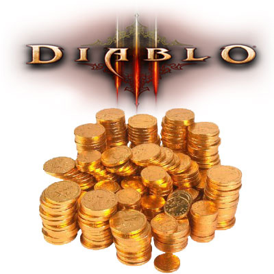 Diablo 3 is (currency) ~ 100 million of gold
