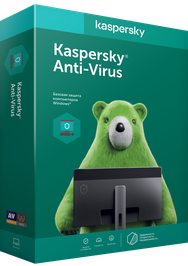 KASPERSKY ANTIVIRUS for 1 PC / 1 Year NEW REGION FREE