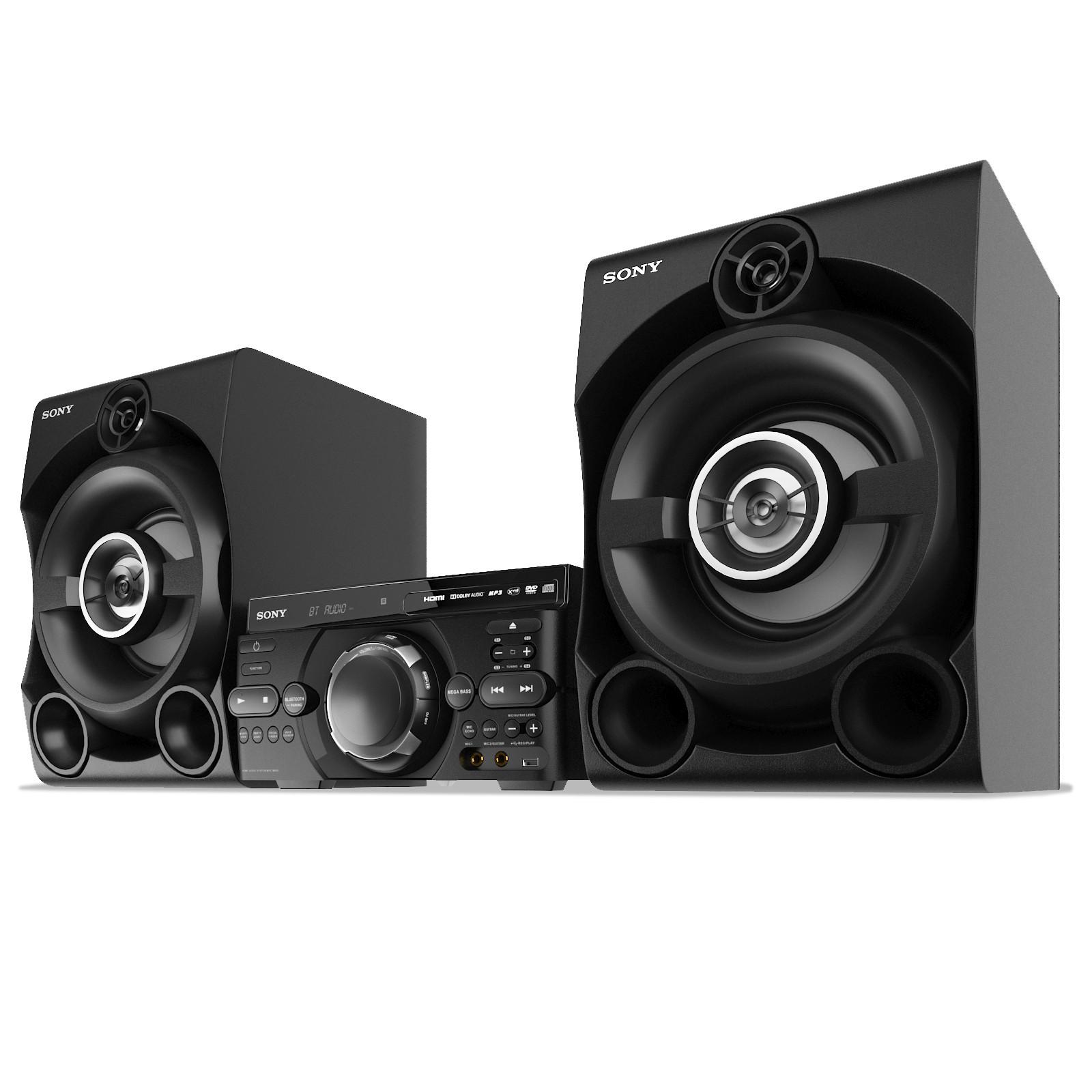 Audio system Sony MHC-M60D 2019