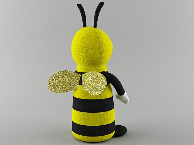 01 Toy Bee
