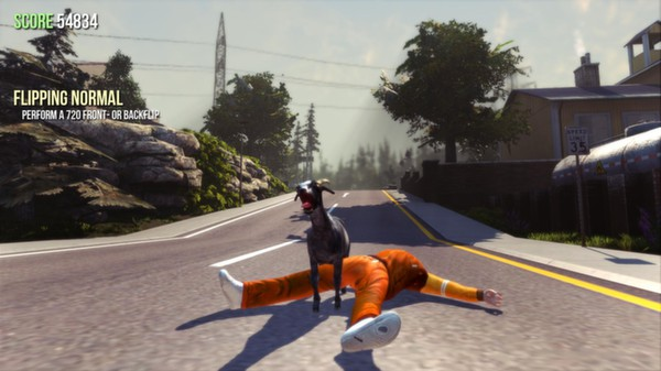 Goat Simulator (Steam Gift \ RU + CIS) + ПОДАРОК