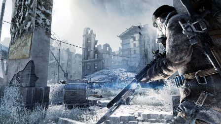 METRO REDUX COMPLETE (Steam KEY) + ПОДАРОК