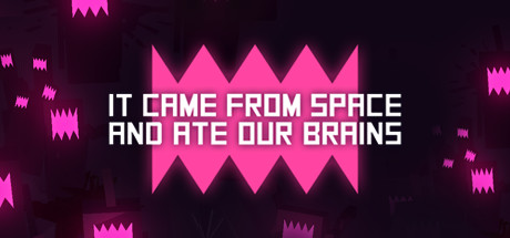 It came from space, and ate our brains /Steam Gift/RU