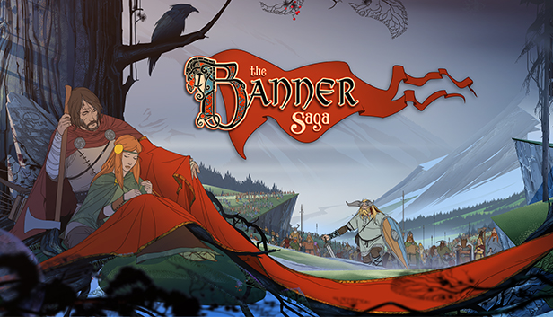 The Banner Saga (Steam Gift / RU+CIS)