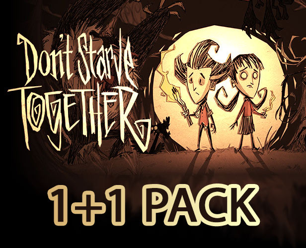 Dont Starve Together 2-Pack (Steam Gift / RU+CIS)